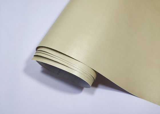 China High Gloss Solid Color Self Adhesive Wallpaper Peel And Stick Vinyl Wallpaper supplier