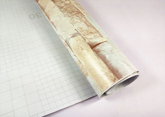 China Brick Pattern Self Adhesive Marble Wallpaper Marble Effect Adhesive Paper supplier