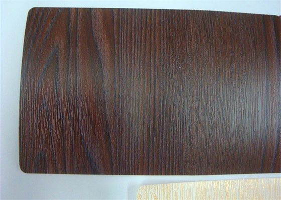 China Furniture Cover Matte Lamination Film Wood Grain Pvc Lamination Film supplier
